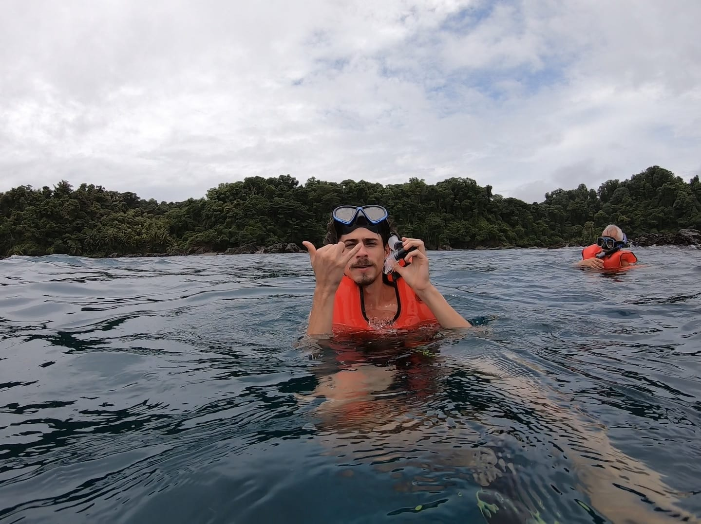 Caño Island snorkeling Costa Rica
